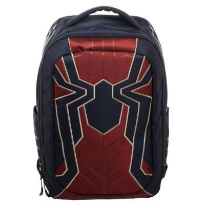 Mochila casual bioworld marvel iron spider multicolor 48 cm - Imagen 1