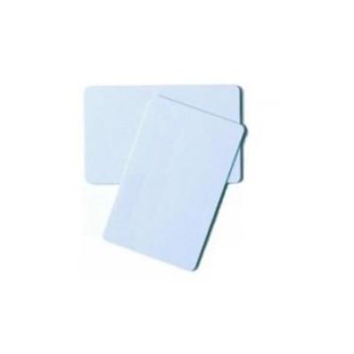 Tarjeta rfid tamaño iso (tarjeta de crédito) imprimigle de 125khz blanco - Imagen 1