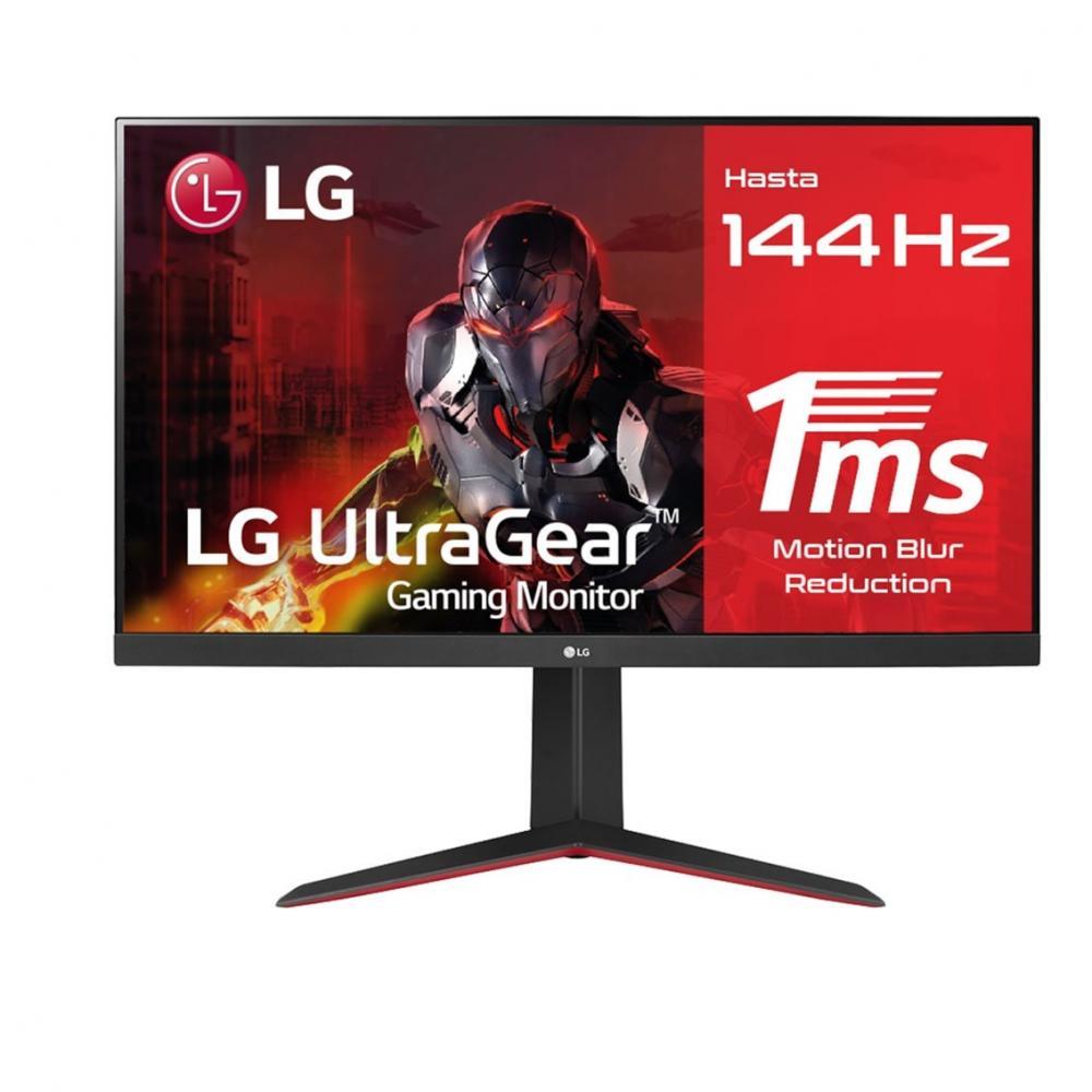 Monitor led lg 32gn650 - b 31.5pulgadas 2560 x 1440 5ms hdmi display port gaming - Imagen 1