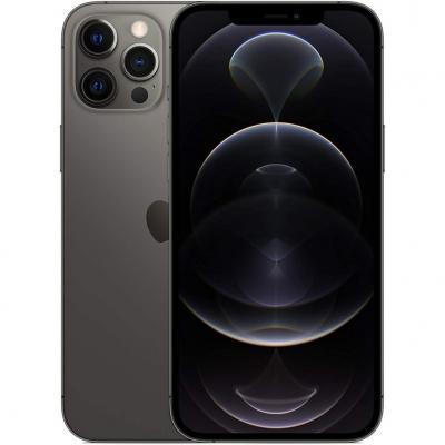 Apple iphone 12 pro max 128gb graphite sin cargador - sin auriculares - a14 bionic - 12mpx - 6.7  mgd73ql - a - Imagen 1
