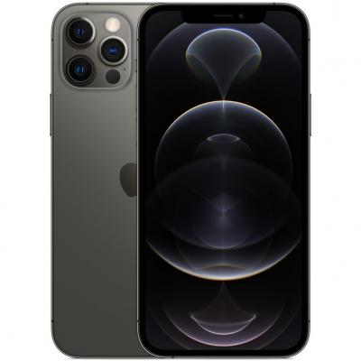 Apple iphone 12 pro 128gb graphite sin cargador - sin auriculares - a14 bionic - 12mpx - 6.1  mgmk3ql - a - Imagen 1