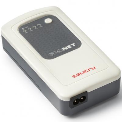 Sai dc compacto salicru sps net con bateria de litio para portatil - Imagen 1