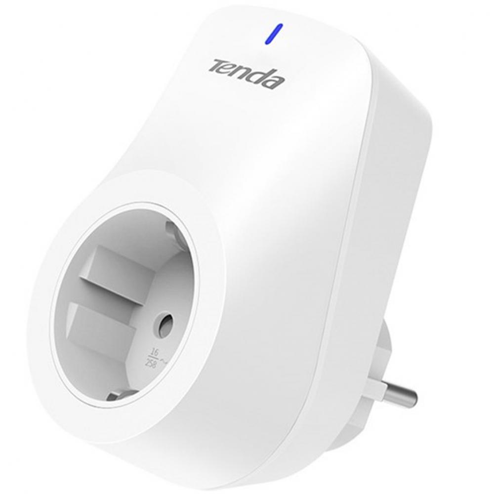 Enchufe inteligente tenda beli sp6 smart wifi plug - Imagen 1