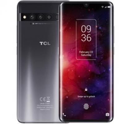 Telefono movil smartphone tcl 10 pro ember gray 6.47pulgadas -  128 gb rom -  6gb ram -  ntxvision -  fhd+ amoled -  video 4k -