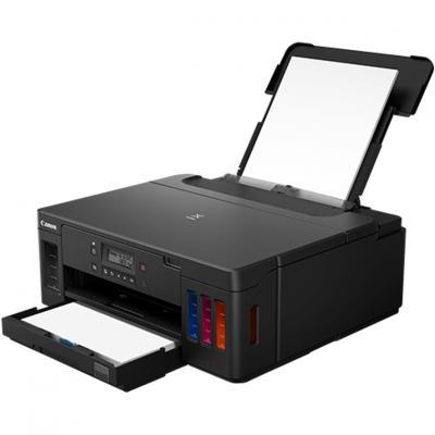 Impresora canon pixma g5050 inyeccion color a4 -  13ppm -  4800ppp -  usb -  red -  wifi -  lcd -  duplex impresion - Imagen 2