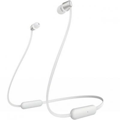 Auriculares sony wic310w - blanco - inalambricos - microfono - Imagen 2
