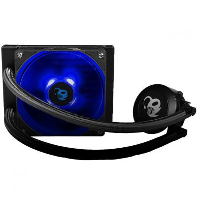 Kit refrigeracion liquida coolbox deep runny all in one led 120mm gaming  lga1200 - Imagen 2