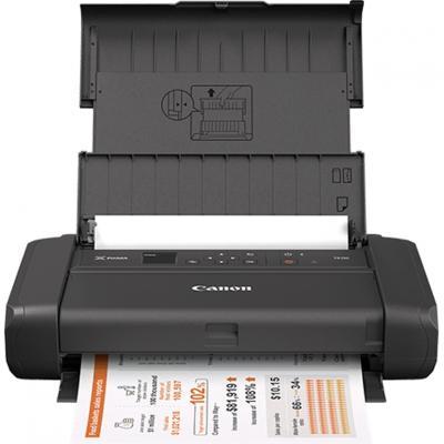 Impresora canon pixma tr150 inyeccion color portatil a4 -  9ppm -  4800ppp -  usb -  wifi -  bateria - Imagen 8