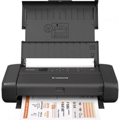 Impresora canon pixma tr150 inyeccion color portatil a4 -  9ppm -  4800ppp -  usb -  wifi - Imagen 8