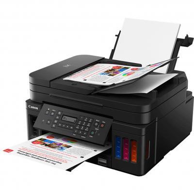 Multifuncion canon pixma g7050 megatank inyeccion color fax -  a4 -  13ppm -  4800ppp -  usb -  red -  wifi -  duplex impresion