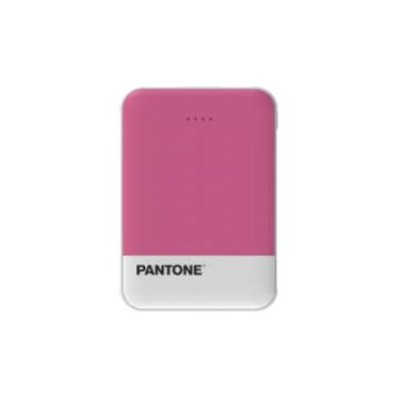 Powerbank pantone 5000mah usb - type c - rosa - Imagen 1