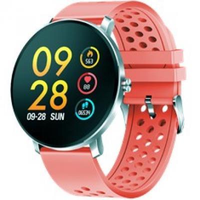 Pulsera reloj deportiva denver sw - 171 - smartwatch -  ips -  1.3pulgadas -   bluetooth -  ip67 - rosa - Imagen 6