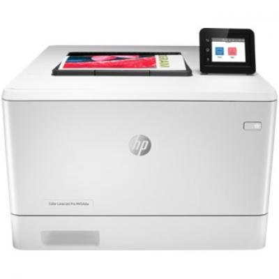 Impresora hp laser color laserjet pro m454dw -  a4 -  28ppm -  usb -  red -  duplex impresion -  wifi - Imagen 8