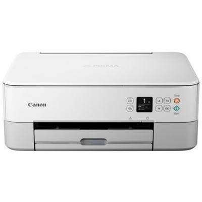 Multifuncion canon pixma ts5351 inyeccion color a4 -  13ppm -  4800ppp -  usb -  wifi -  duplex impresion -  pantalla oled -  bl