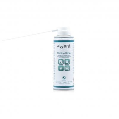 Limpiador de refrigeracion ewent 200ml -  hasta - 45ºc -  uso vertical - Imagen 5