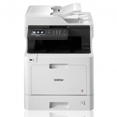 Multifuncion brother laser color dcpl8410cdw a4 -  31ppm -  512mb -  usb -  duplex impresion -  wifi -  red cableada -  conectiv