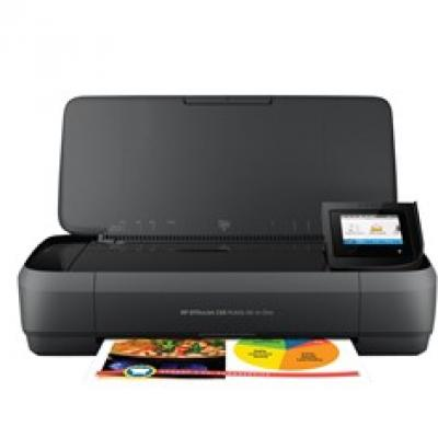Multifuncion hp inyeccion color officejet 250 mobile 20ppm - usb - wifi - Imagen 13