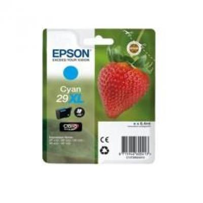 Cartucho tinta epson t299240 xl cian xp235 - xp332 - xp3357xp4327xp435 -  fresa - Imagen 3