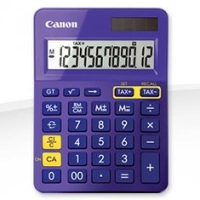 Calculadora canon sobremesa ls - 123k morado - Imagen 2