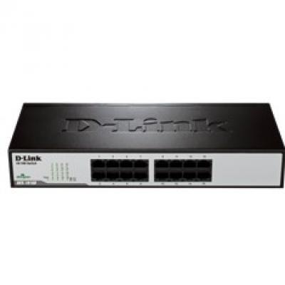 Switch 16 puertos 10 - 100 soho d - link - Imagen 2