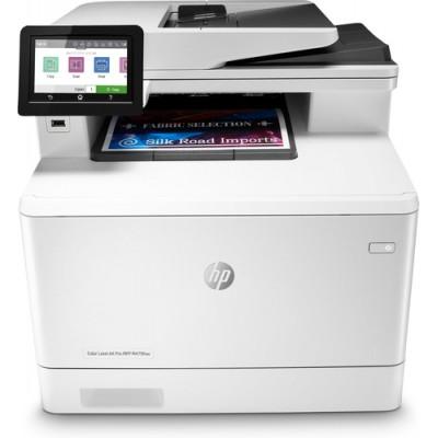 HP Color LaserJet Pro M479fnw Laser 600 x 600 DPI 27 ppm A4 Wifi - Imagen 1