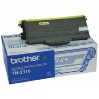 Toner brother tn2110 negro 1500 páginas hl - 2150n -  hl - 2170w -  mfc - 7320 -  dcp - 7030 -  dcp - 7040 -  dcp - 7045n - Imag