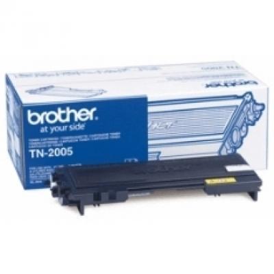 Toner brother tn2005 negro 1500 páginas hl - 2035 - Imagen 2