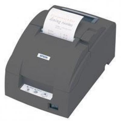 Impresora ticket epson tm - u220pd negra paralelo - Imagen 2