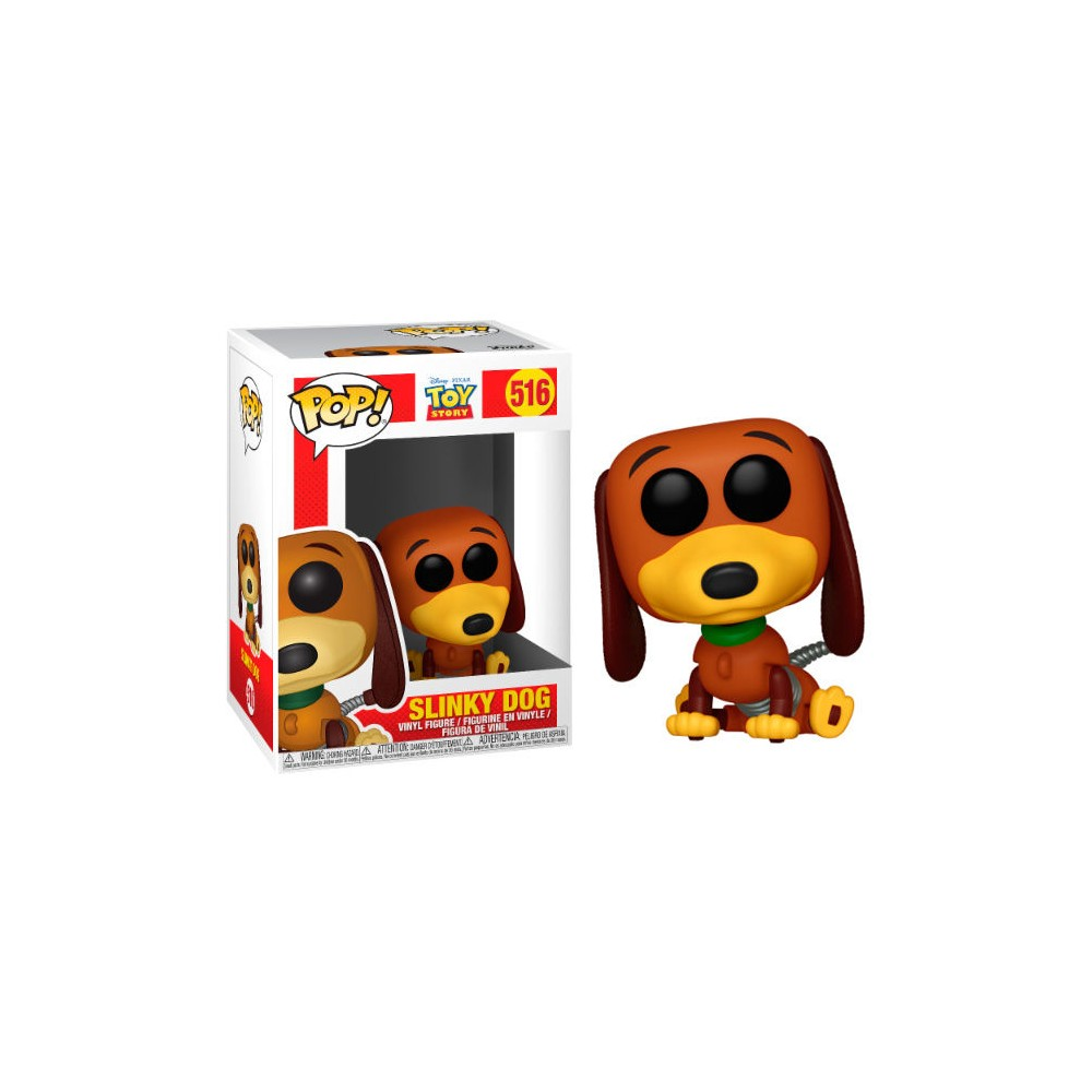 Funko pop disney toy story slinky dog - Imagen 1