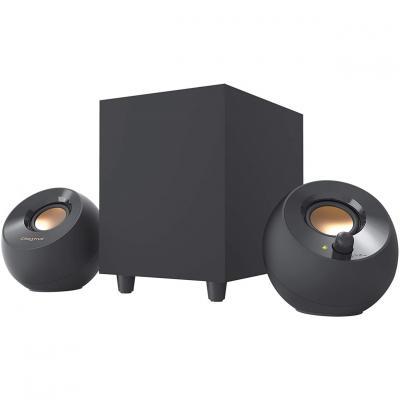 Altavoces creative pebble plus 2.1 speaker usb - 8w - Imagen 1