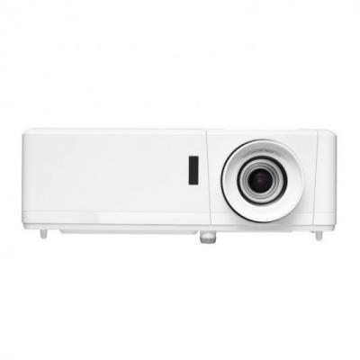 Proyector laser optoma zh403 fhd - 4000l - hdmi - vga - usb - 3d - blanco - Imagen 1