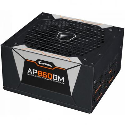 Fuente atx 850w gigabyte aorus 80+ gold - modular gp - ap850gm - eu - Imagen 1