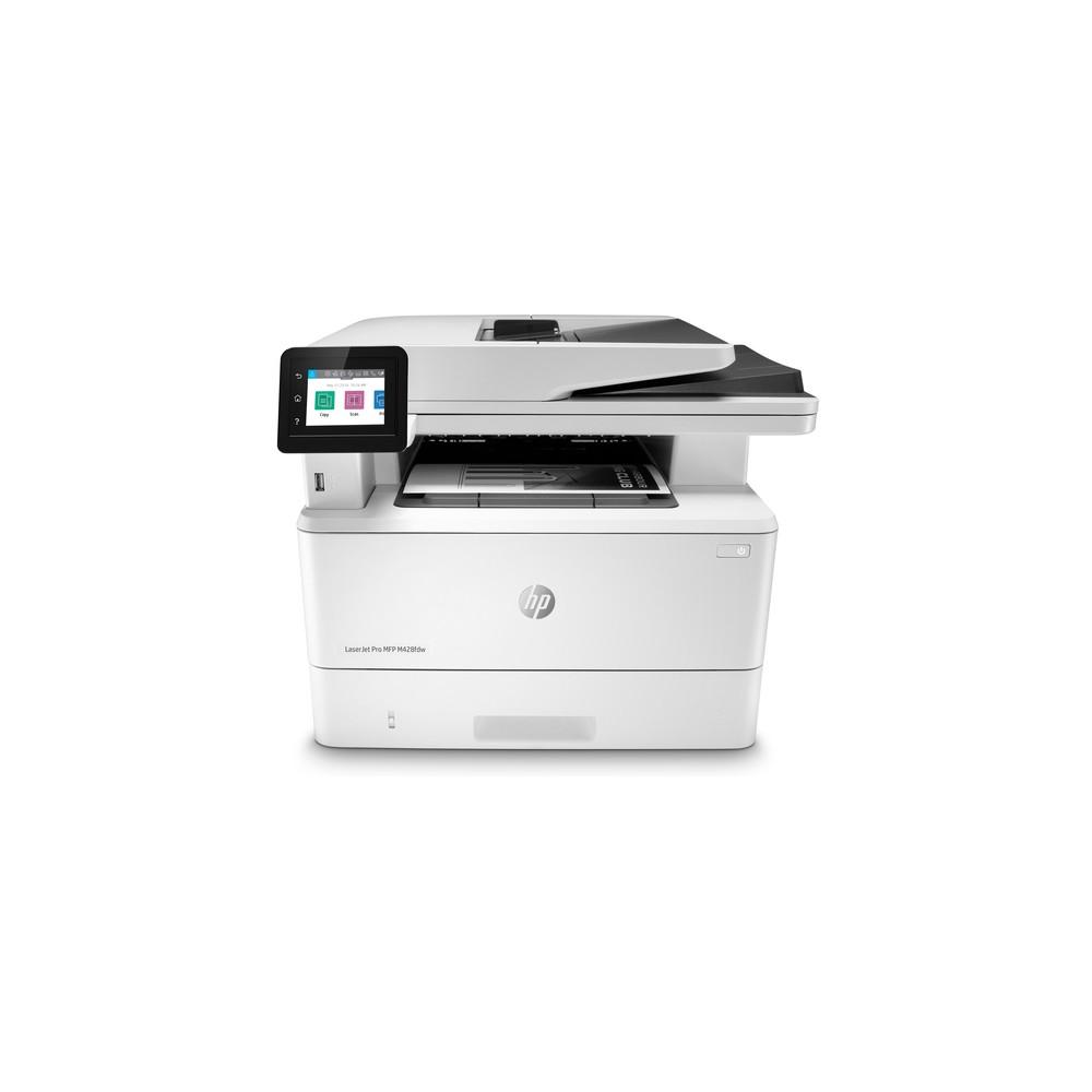 HP LaserJet Pro M428fdw Laser 4800 x 600 DPI 38 ppm A4 Wifi - Imagen 1