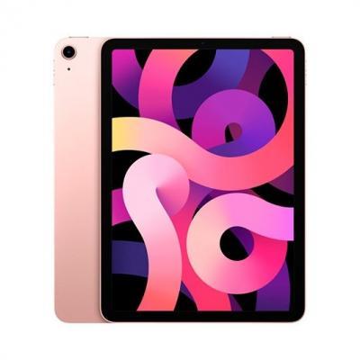 Apple ipad air 4 10.9pulgadas  2020 64gb wifi rose 8 gen 10.9 - liquid retina -  a14 - 12mpx - comp. apple pencil 2 myfp2ty - a