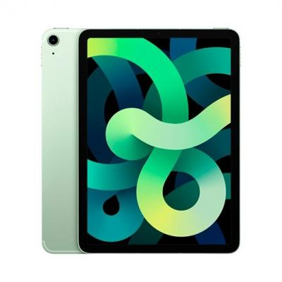 Apple ipad air 4 10.9pulgadas  2020 64g wifi green 8 gen  10.9 - liquid retina - a14 - 12mpx - comp. apple pencil 2 myfr2ty - a