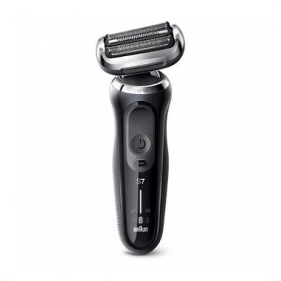 Afeitadora braun serie 7 70 - n1200s recortadora -  auto. 50m -  afeita -  recorta - funda -  wet dry - Imagen 1