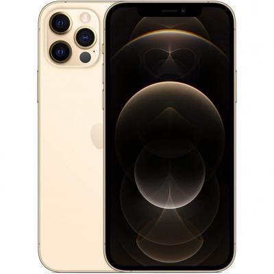 Apple iphone 12 pro 128gb gold sin cargador - sin auriculares - a14 bionic - 12mpx - 6.1 mgmm3ql - a - Imagen 1