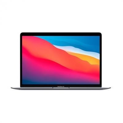 Portatil apple macbook air 13 mba 2020 sp. grey m1 tid -  chip m1 8c -  8gb -  ssd 512gb -  gpu 8c -  13.3pulgadas  mgn73y - a -