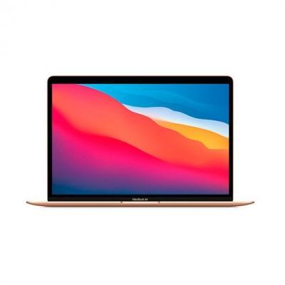 Portatil apple macbook air 13 mba 2020 gold m1 tid -  chip m1 8c -  8gb - ssd512gb - gpu 8c - 13.3pulgadas  mgne3y - a - Imagen