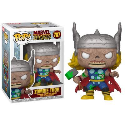 Funko pop marvel thor zombie 49127 - Imagen 1