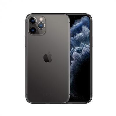 Apple iphone 11 pro 256gb space grey super retina xdr - a13 bionic - true depth 12mpx - 5.8pulgadas  mwc72ql - a - Imagen 1