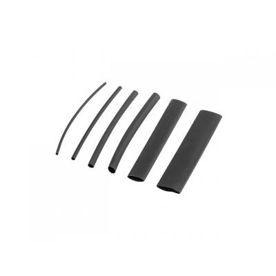 Tubo lanberg termorretractil 100 uds 100mm x15 a 13mm negro - Imagen 1