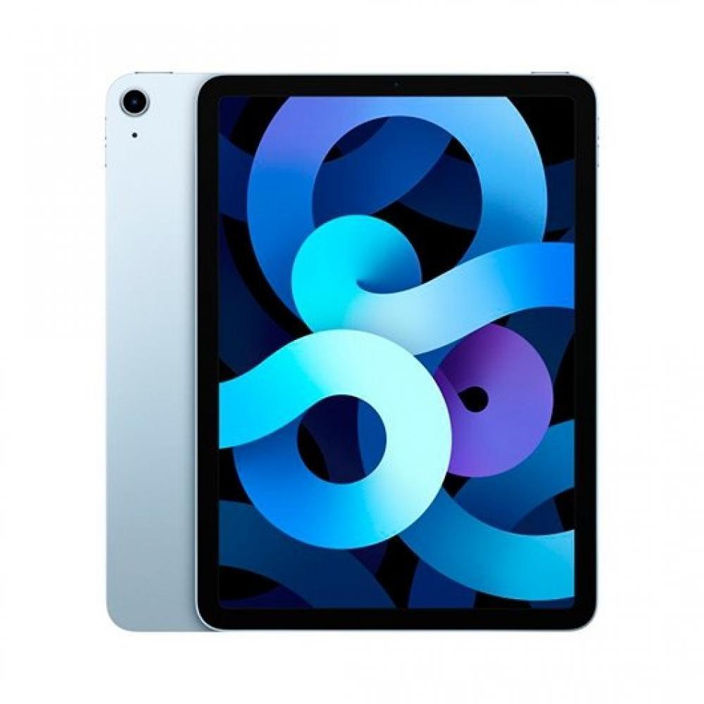 Apple ipad air 4 10.9pulgadas  2020 64gb wifi sky bl 8 gen 10.9 - liquid retina - a14 - 12mpx - comp. apple pencil 2 myfq2ty - a