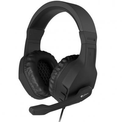 Auriculares gaming genesis argon 200 negro - Imagen 1