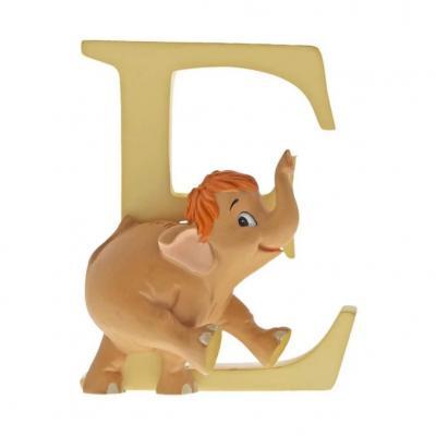 Figura enesco disney elefante letra e - Imagen 1