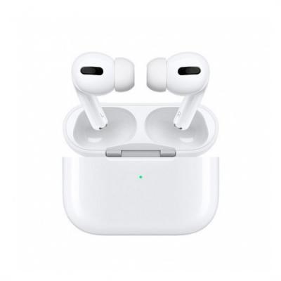 Auricularesmicro apple airpods pro bluetooth - cancelacion activa de ruido -  estuche de carga - Imagen 1