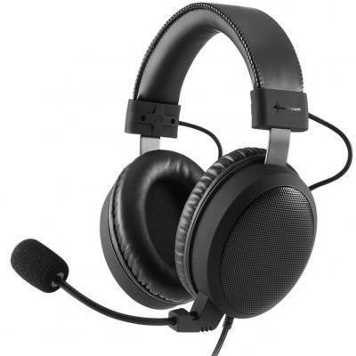 Auriculares gaming sharkoon b1 negro microfono alambrico - Imagen 1