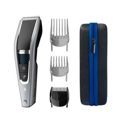 Cortapelos philips hairclipper 5000 hc5650 - 15  28 ajustes -  3 peines -  90m autonomia -  lavable -  estuche rigid - Imagen 1