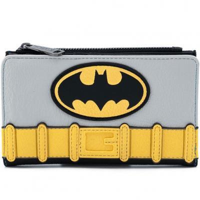 Cartera loungefly dc batman logo batman - Imagen 1