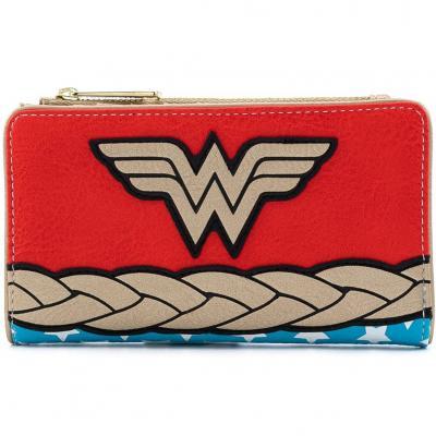 Cartera loungefly dc wonder woman logo wonder woman - Imagen 1